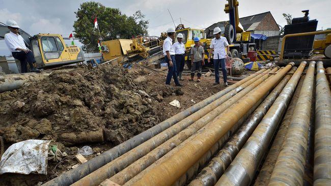 BPH Migas Tagih Janji Pembangunan Pipa Gas Mangkrak