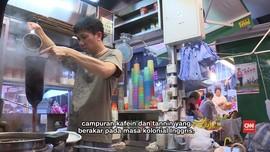 Teh Susu Jadi Rahasia di Balik Tenaga Warga Hong Kong