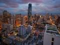 MahaNakhon, Gedung dengan 'Piksel' Tertinggi di Thailand