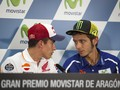 Bersitegang Sejak 2015, Marquez Masih Mengidolakan Rossi