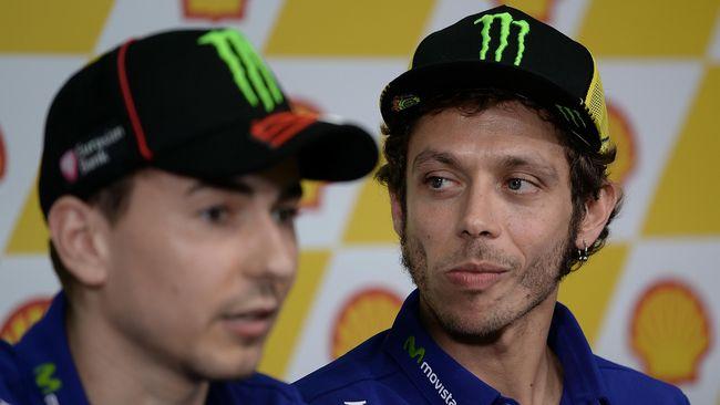 Alasan Utama Lorenzo dan Rossi Bisa Kompak di MotoGP 2020