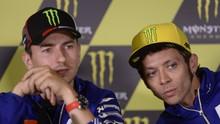 Rossi dan Lorenzo Bakal Jadi Kunci Sukses Yamaha