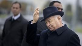 Presiden Uzbekistan Islam Karimov Meninggal Dunia