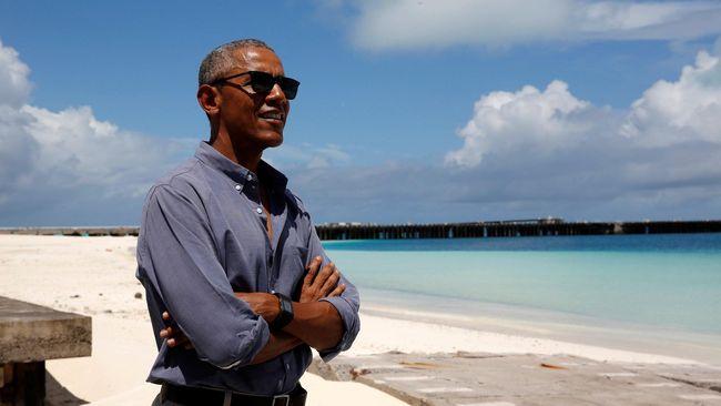 Mengintip Jadwal Liburan Obama di Indonesia