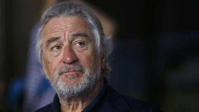 Paket Mencurigakan Ditemukan Lagi di AS, untuk Robert De Niro