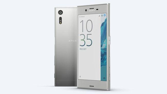 Sony Pamer Android Xperia XZ Kamera 23 MP