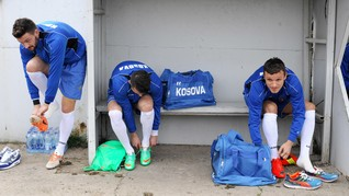Senin, Kosovo Jalani Laga Debut Bersejarah