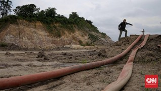 Ratusan Konsesi Tambang Disebut Merusak Pulau Kecil