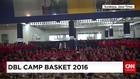 Pelatihan Camp Basket Pelajar 2016