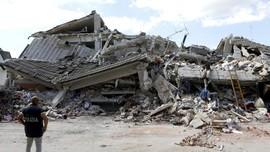 Warga China Jadi Tersangka Bangunan Runtuh di Kamboja