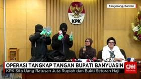 KPK tangkap Bupati Banyusain