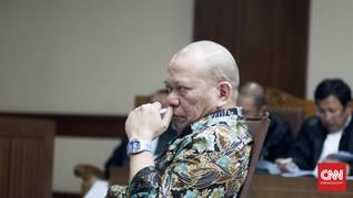 La Nyalla Merasa Habis Manis Sepah Dibuang oleh Prabowo