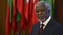 Mantan Sekjen PBB Kofi Annan Meninggal Dunia