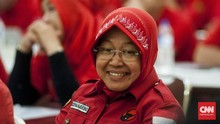 Wali Kota Surabaya Risma Diperiksa atas Kasus Mega Korupsi