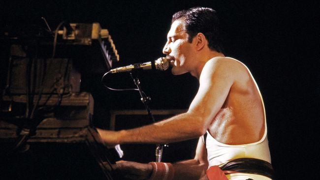 Semasa Hidup, Freddie Mercury Kerap Merasa 'Terpenjara'