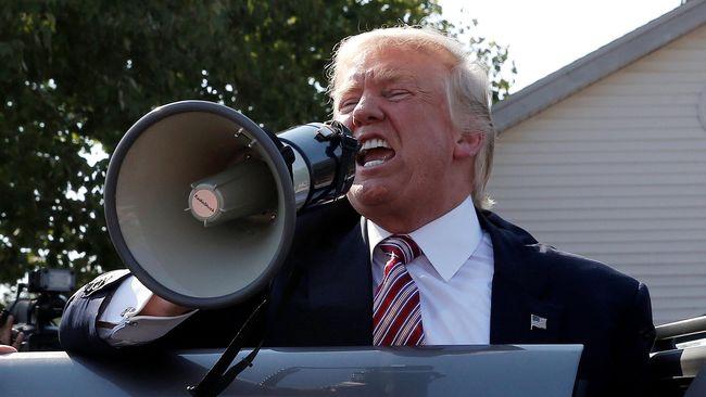 Merangkai Puzzle Kebijakan Dagang Donald Trump