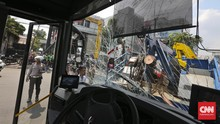 Kecelakaan Bus di Tanjakan Emen Subang Menelan Korban