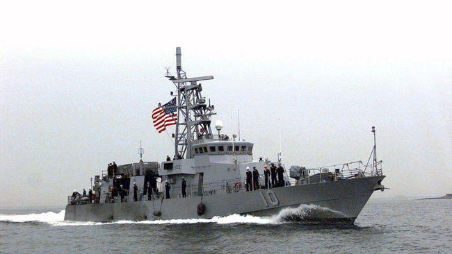 Kapal Perang AS Bakal Dikerahkan Kawal Tanker di Teluk