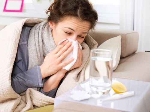 Saat Kena Flu Harus Banyak Makan, Benarkah?