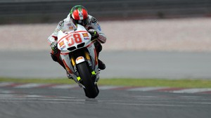 Marquez Disebut Beruntung Simoncelli Sudah Tidak Ada