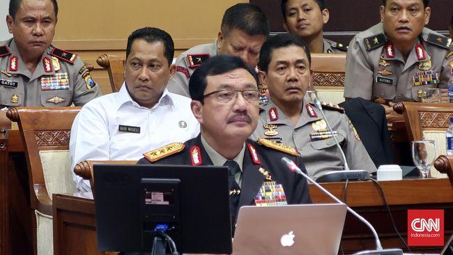 Jenderal Budi Gunawan dan Komjen Budi Waseso Akan Jadi Besan