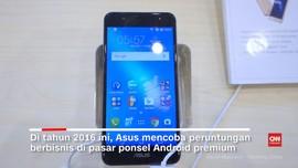 Asus Andalkan Zenfone 3 Max dan Zenfone Go di Harga Murah