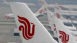 Pramugari Diancam dengan Pulpen, Air China Mendarat Darurat