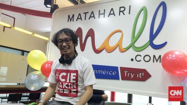 MatahariMall Dapat Kucuran Dana Investasi Rp1,3 Triliun
