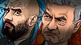 Kala Mourinho Duel Kata-kata Lawan Guardiola