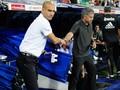 Mourinho Hanya Satu Kali Menang Lawan Pep di Liga