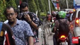 Di Hari Valentine, Udara di Jakarta Kian Berbahaya