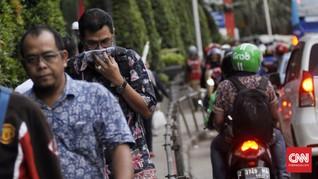 Polusi Udara Dapat Sebabkan Pengendara Lemas dan Mengantuk