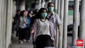 Kualitas Udara di RI Bagian Barat Lebih Bersih Imbas Corona