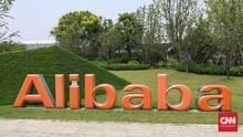 Alibaba Pecahkan Rekor Penjualan 11.11, Raup Rp540 Triliun