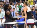 Tumbang di Semifinal, Serena Tak Lagi Nomor 1 Dunia