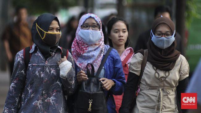 Mengenal Jenis Masker untuk Napas Bebas Polusi Udara
