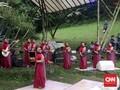 Nasida Ria 'Bakar' Semangat Pengunjung RRREC FEST