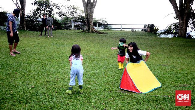 Sejuta Manfaat Anak-anak Bermain di Luar Ruang
