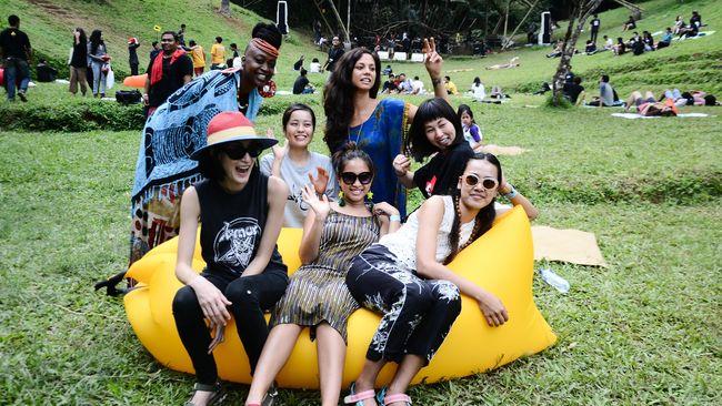 Festival Musik Unik di Indonesia Sepanjang 2016
