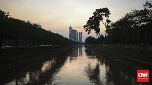 Rencana Hidupkan Lagi Transportasi Air di Jakarta