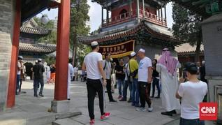 China Terbitkan Buku Putih Kebebasan Beragama