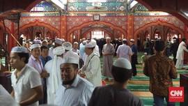 Idul Adha di Masjid Bersejarah Beijing