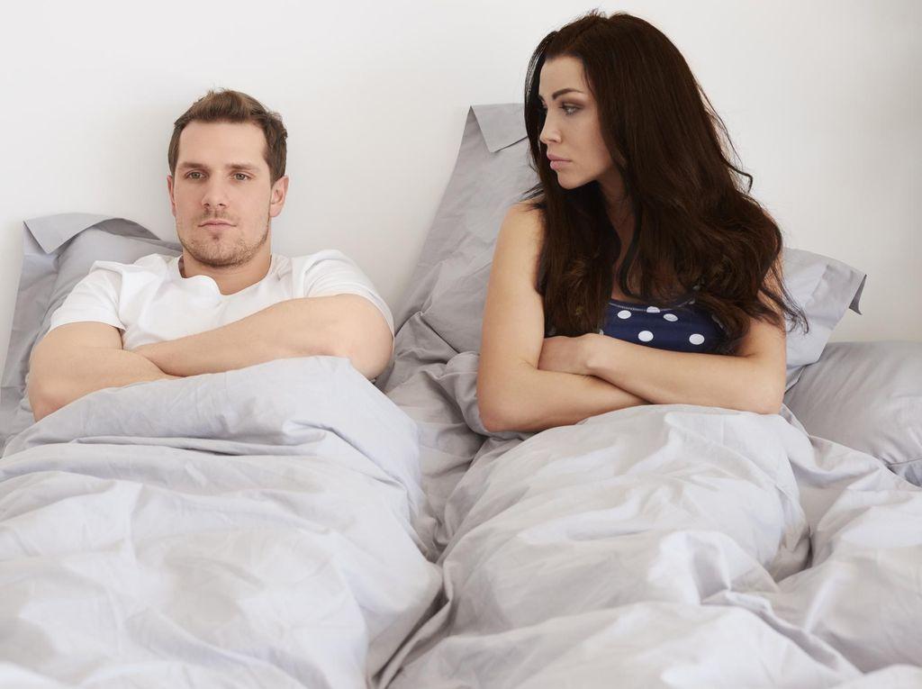 Tidak Menikmati Sesi Bercinta karena Tergesa-gesa