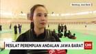 Wewey Gita Atlet Pencak Silat Andalan Jawa Barat