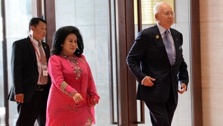 Mengulik Kehidupan Glamor Istri Eks PM Malaysia Rosmah Mansor