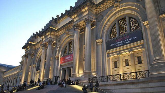 Metropolitan Museum of Art di New York Terbaik di Dunia