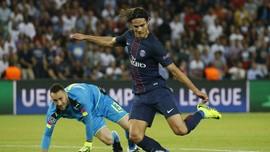 Momen-momen Pilihan Laga Hari Pertama Liga Champions