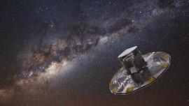 Satelit Eropa Petakan Satu Miliar Bintang di Bimasakti
