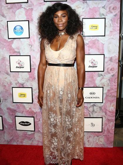 Serena Williams Show di New York Fashion Week Usai Kalah di AS Terbuka