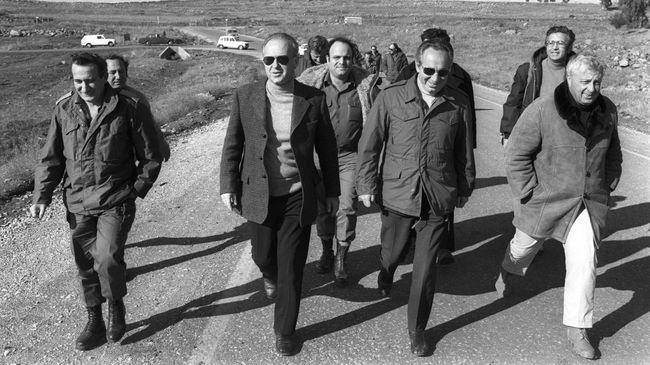 Dubes AS di Israel Sebut AS Mungkin Akui Dataran Tinggi Golan